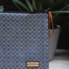 JACOBAS_POCHETTE_COTON_LOUISON_OR_DORE_GATSBY_ART_DECO_BLEUIMG_0082 copy