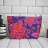 JACOBAS_TROUSSE_TOILETTE_IMPERMEABLE_JOLIE_POMPON_VIOLET_ORANGE_ROSE_GRANDE